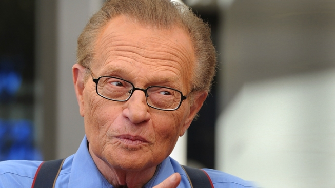 Larry King to Host New Political Talk TV Show