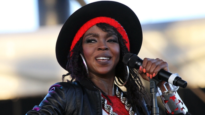 Lauryn Hill Adds Chicago Stop to Tour