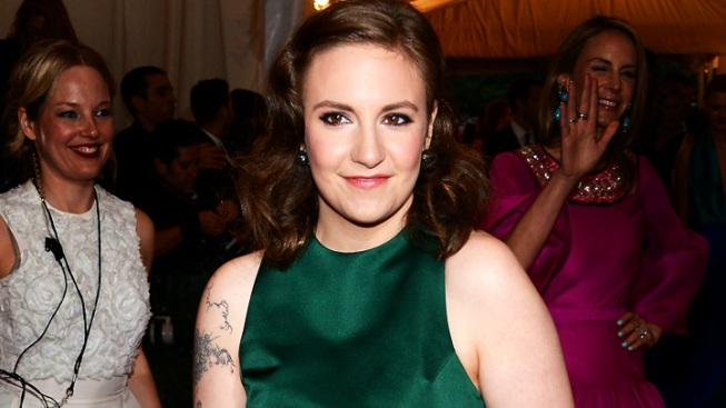 Lena Dunham Gets $3.5 Million Book Deal