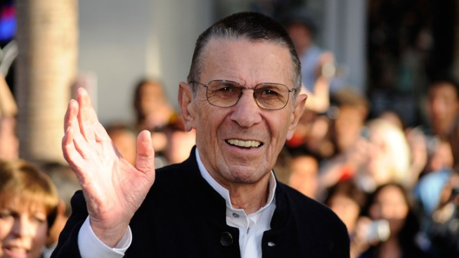 Leonard Nimoy On 'Star Trek II''s 30th Anniversary