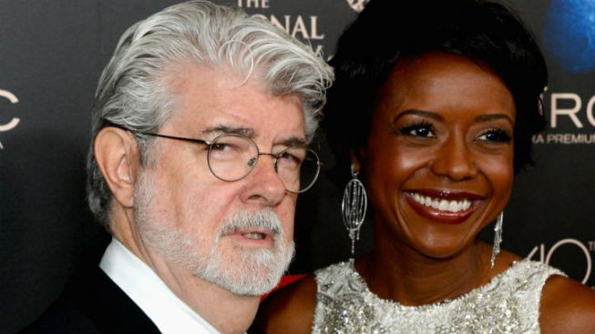 George Lucas, Mellody Hobson To Host Wedding Celebration in Chicago