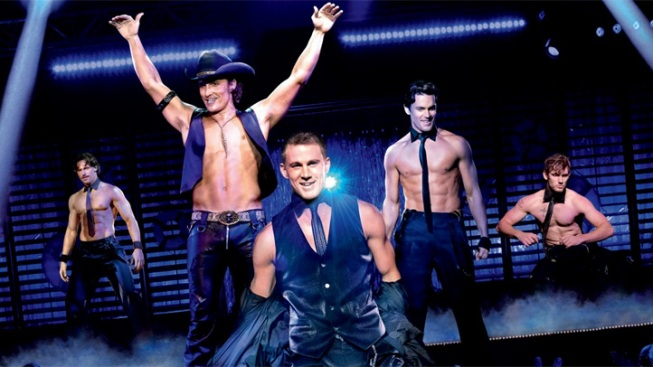 Vertigo Hosts Magic Mike Ladies Night