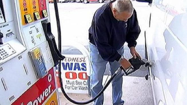 Gas Prices Spike to Highest for Start of New Year
