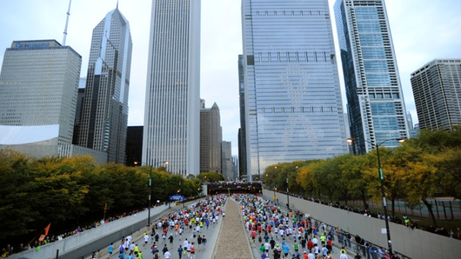 Man Has Heart Attack, Collapses During Bank of America Chicago Marathon