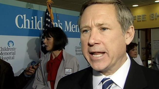 Poll: Mark Kirk Has Second Lowest Approval Rating Among US Senators