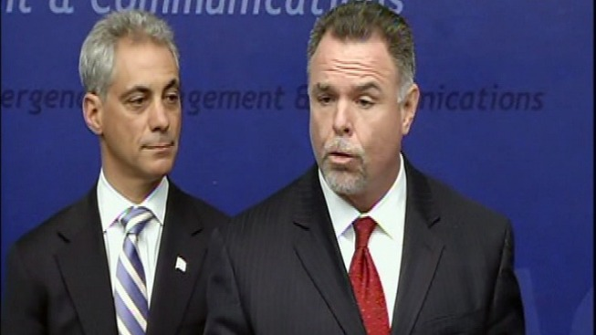 McCarthy Named Chicago's New Top Cop