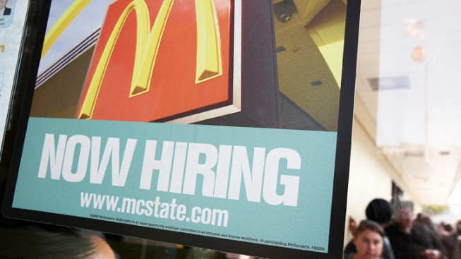 75,000 Applied for 2,000 Local McJobs