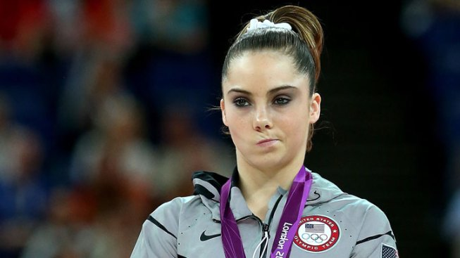 """McKayla Maroney Is Not Impressed"" Meme Hits the Blogosphere"