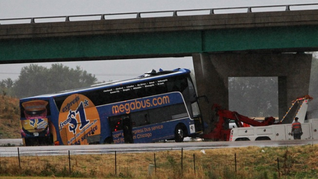 Lawsuits Filed in Downstate Megabus Crash