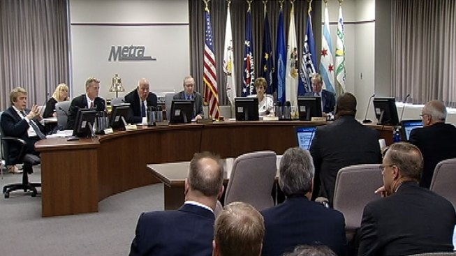 Three Metra Board Members Asked to Resign