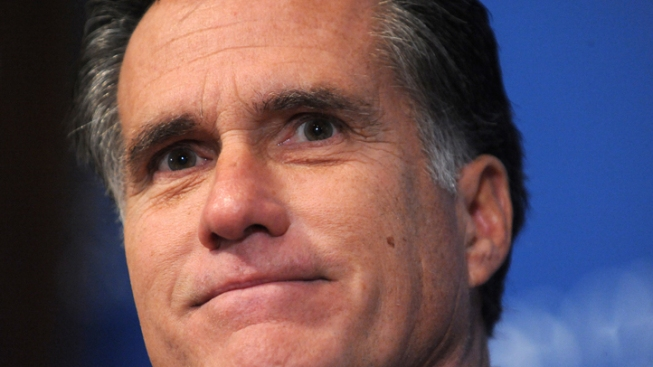 "Mitt Romney Gets His Own ""Top Ten"" on Letterman"