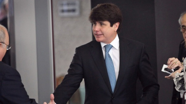Blago Judge Wants Jury Seated By Wednesday