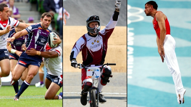 Triple Play: New Olympic Sports