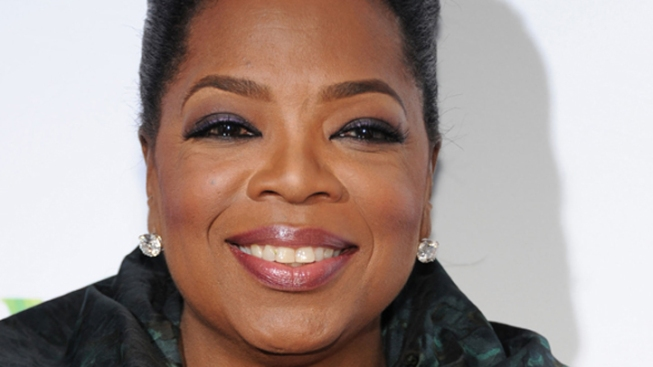 Oprah to Receive Illinois Broadcasting Honor