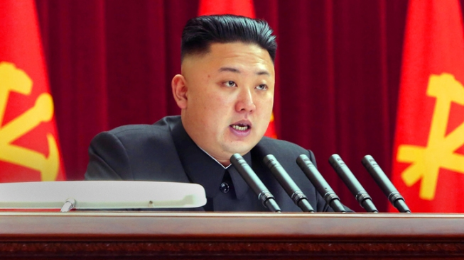 North Korea Marks Founder's Birthday, Issues More Ire
