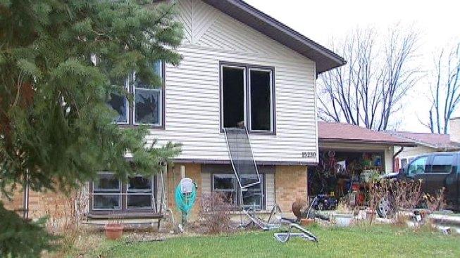 1 Dead, 1 Injured in Oak Forest House Fire