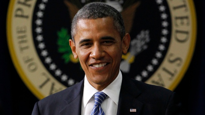 President Obama Attends 5 Chicago Fundraisers Sunday