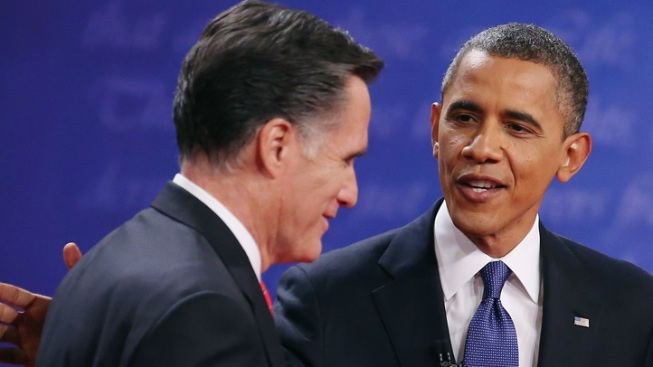 Obama Looks for Debate Turnaround