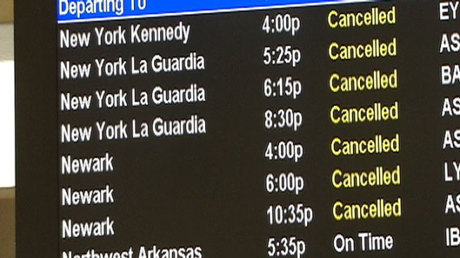 Chicago Travel Delays Persist from Irene