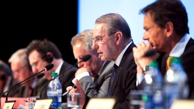 U.S. Olympic Committee to Pass on 2022 Bid