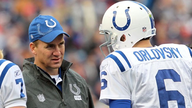 Peyton Manning For Colts HC!