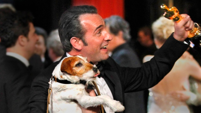 Uggie, the Dog From 'The Artist,' Put to Sleep at Age 13