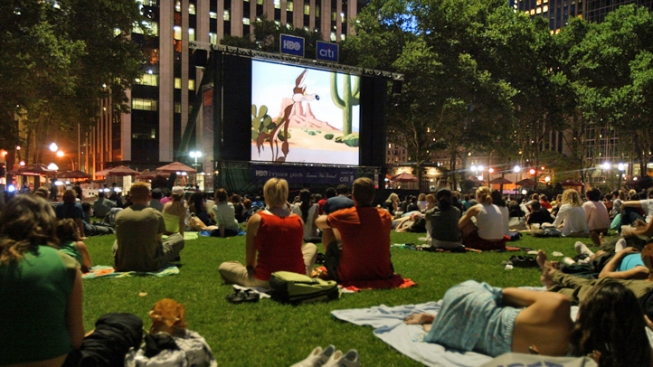 Movies in the Parks Schedule Announced