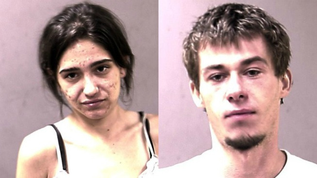 Couple Charged in North Side Robberies