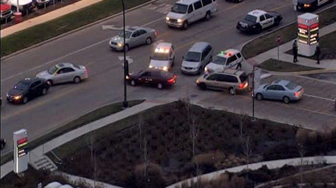 Lockdown Lifted at Park Ridge's Lutheran General Hospital