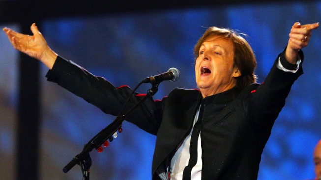 Paul McCartney Still UK's Richest Musician