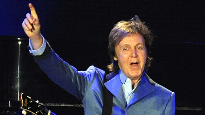 Sir Paul McCartney Will Open 2012 London Olympics