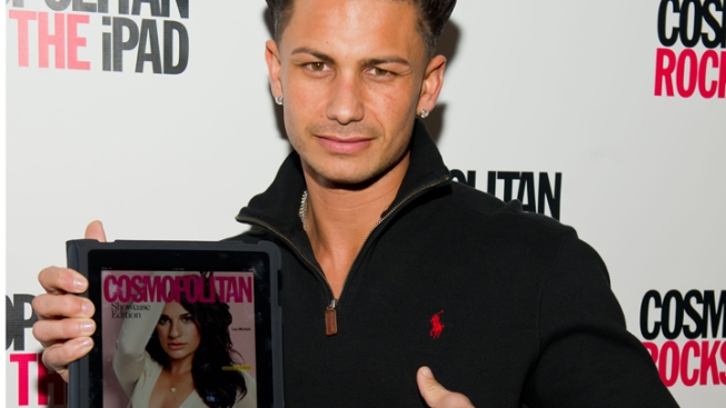 Jersey Shore's Pauly D Spinning Through Chicago