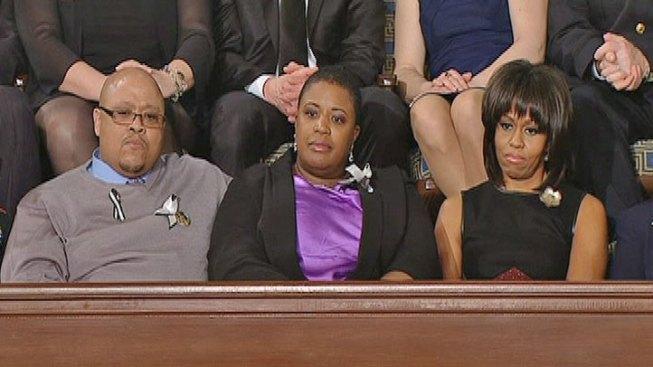 Obama Highlights Hadiya Pendleton In SOTU