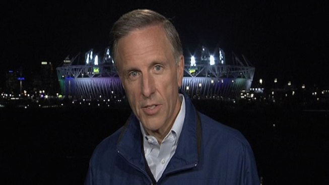 What It's Like to Cover the London 2012 Olympics for NBC