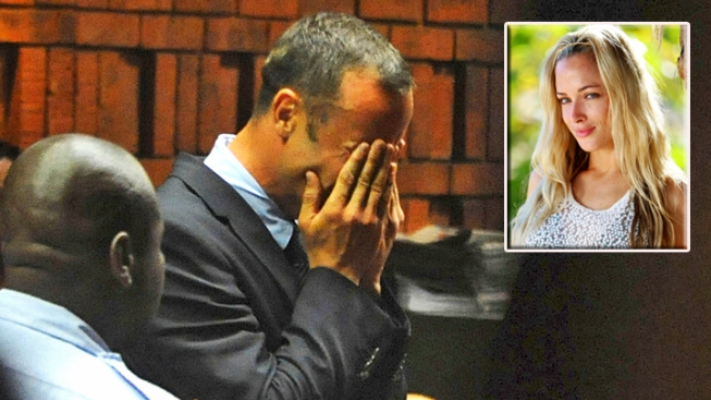 """Pistorius' Girlfriend's Mom: """"Why Did He Do This?"""""""
