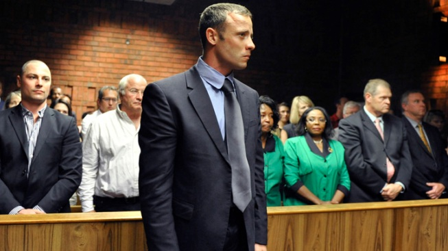 """""""Deeply in Love"""" Pistorius Claims Accident, Prosecutors Say Premeditated Murder"""