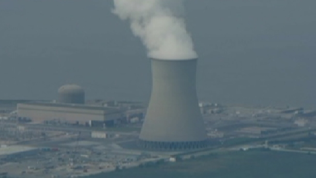 NJ Nuclear Reactor Back Up After Leak Repaired