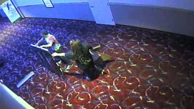 "Theater Employee Injured During ""Dark Knight"" Theft"