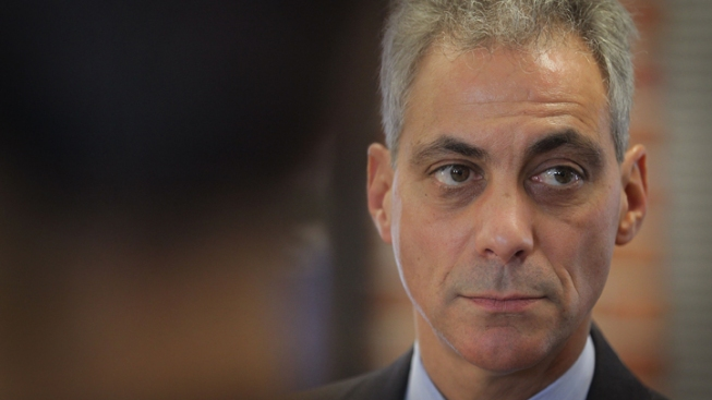 Rahm Spent $800K on Residency Battle