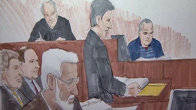 Rana Terror Case Goes to Jury