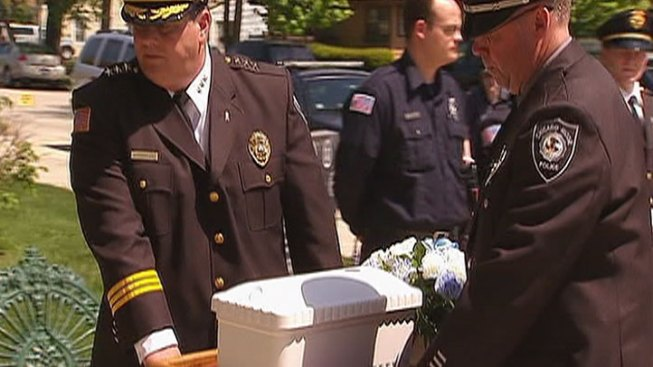 Service, Burial Held for Baby Found Dead in Recycling Center