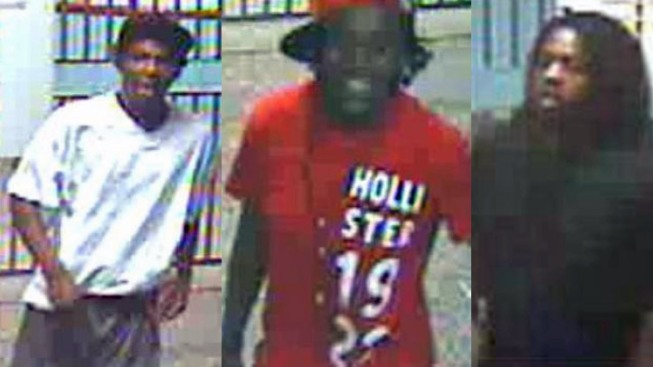 Photos of Red Line Robbers Released