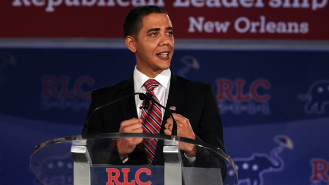 Obama Impersonator Goes Too Far for GOP Leaders
