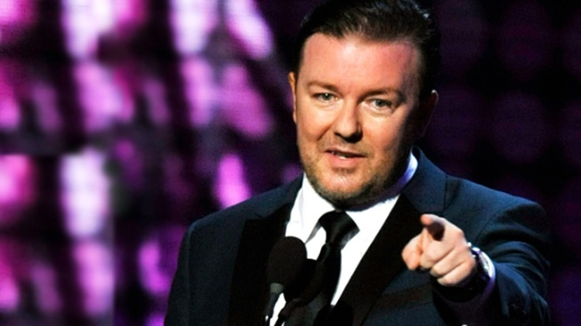 Ricky Gervais' Last Laugh