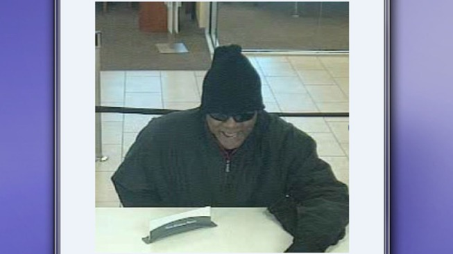 FBI Searches for Would-Be Bank Robber