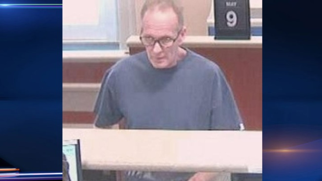 Police: Man Robbed Bank To Avoid Homelessness
