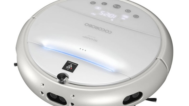 Trilingual Vacuum Robot Also Speaks Slang