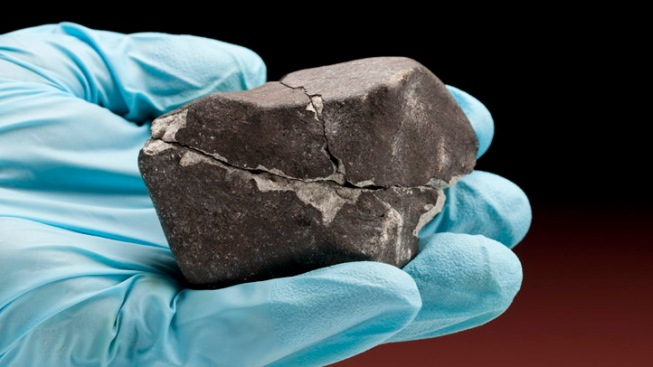 French Family's Home Hit by 4.5-Billion-Year-Old Meteorite