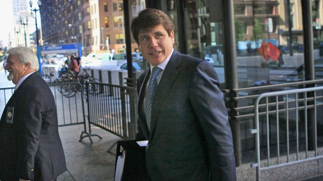 Blagojevich Ends High-Stakes Testimony