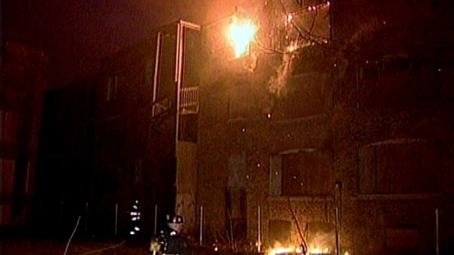 Two Injured in Rogers Park Fire